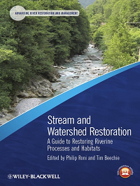 Stream and Watershed Restoration book cover