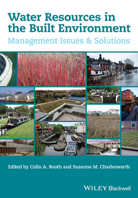 Water Resources Issues and  Solutions for the Built Environment book cover